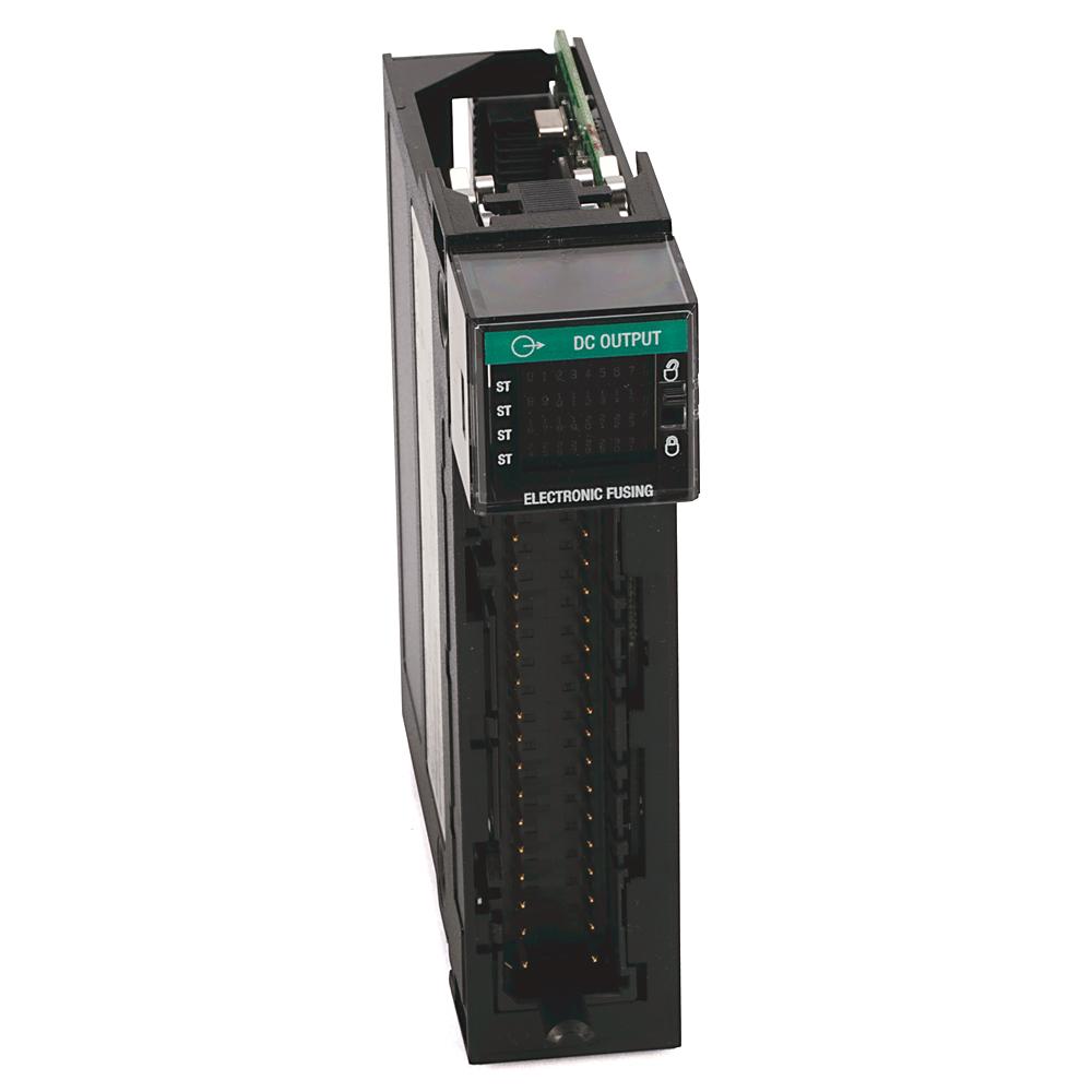 A-B 1756-OV32E 10-30VDC OUTPUT ELECTRONIC FUSING
