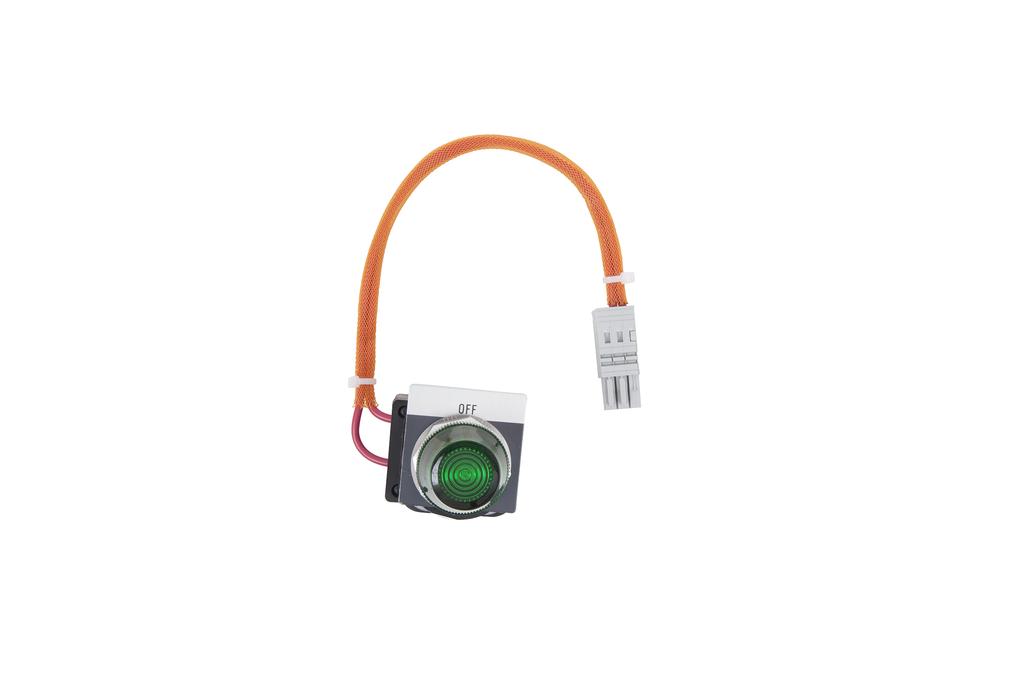 A-B 599-PLC-120G Type 4X 120V Green LED Pilot Light Kit