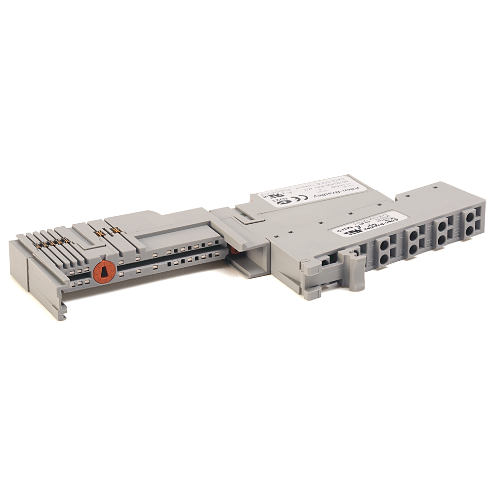 12-Position IP20 Screw Terminal Bases (Qty 10)