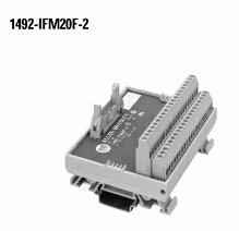A-B 1492-IFM20F-2 TERMINAL PANEL