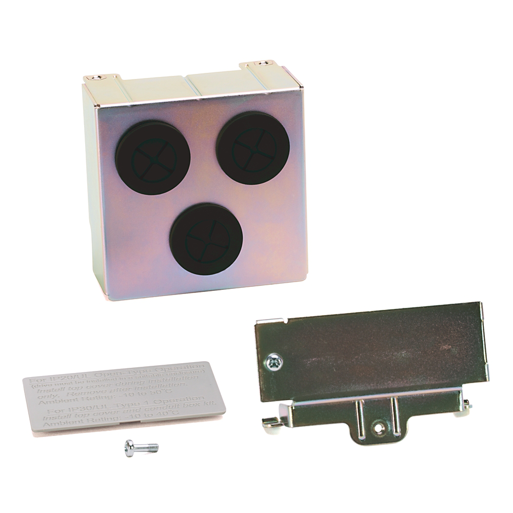 IP30/Nema 1 Conduit Box, B Frame