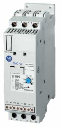 SMC-3, 3-Wire, Open Type, 16A, 480V, 3-Phase, 50/60Hz Max, Control Voltage 100...240V AC