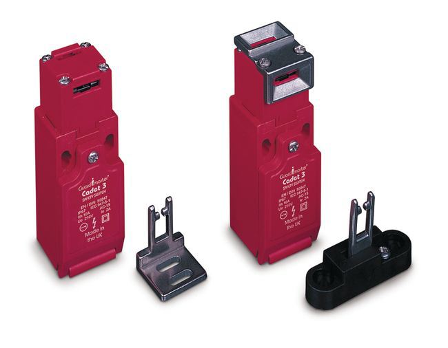 A-B 440K-C21050 KEY SAFETY INTERLOCK SWITCH CADET 3 W/ M16 TO 1/2IN CONDUIT ADAPTER 2NC/1NO AUX