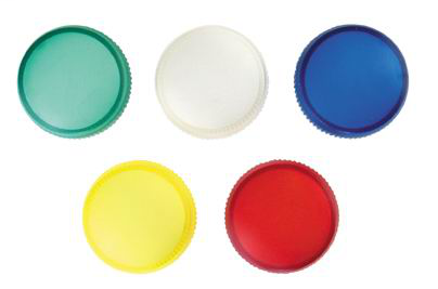 Allen-Bradley 800F-ALF0 Amber Illuminated Flush Push Button Replacement Lens