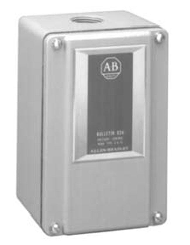 Allen-Bradley 836-A3J Electro Mechanical Pressure Control Switch