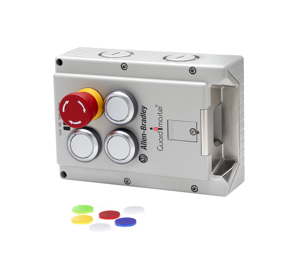 Allen-Bradley 442G-MABR-UT-C04 Lock Module PT