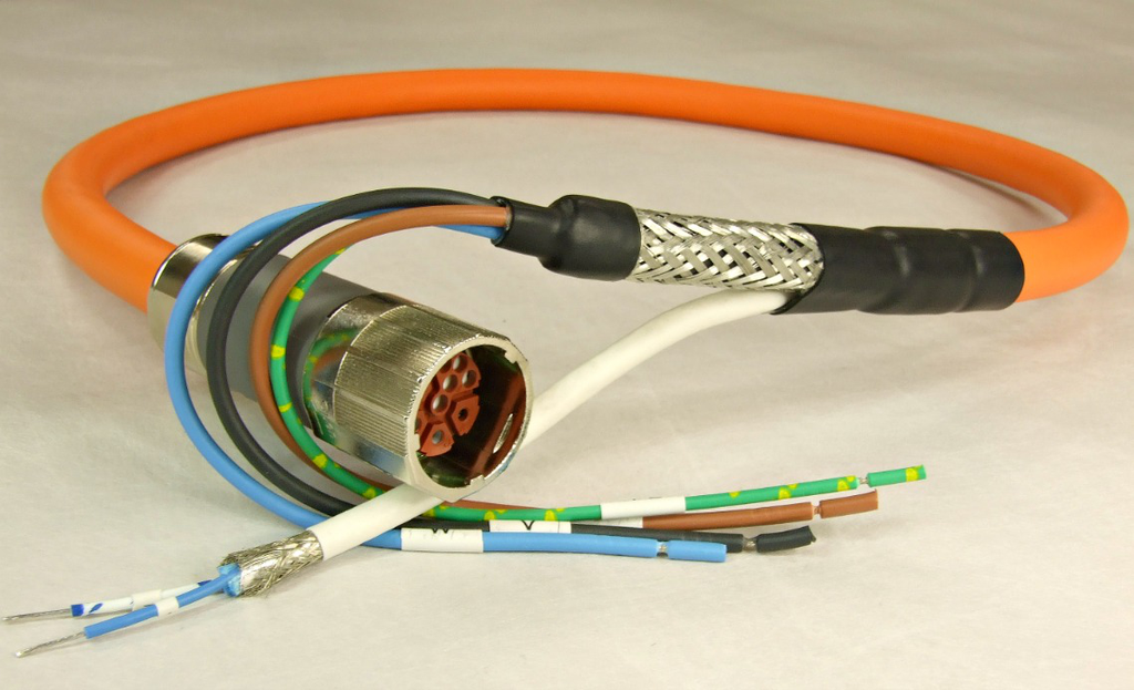 Cable,Controller Interface,Ultra 3000,CN1,9M.