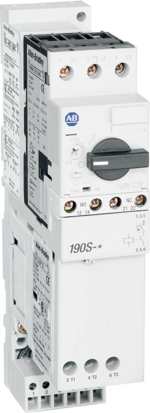 Allen-Bradley 190S-AND2-DB40C 2.5-4.0 A Compa