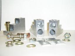 Allen-Bradley 1195C-LK2 400A Lug Kit, Wire Gauge Range (2) #6 - 300 MCM