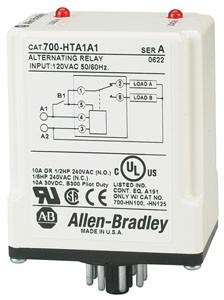 Allen-Bradley 700-HTA3A1 General Purpose Alternating Relay