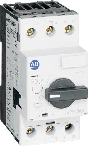 Allen-Bradley 140M-D8N-C25 Motor Protection Circuit Breaker