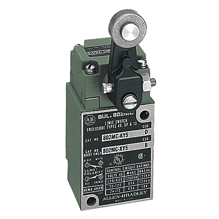 Allen-Bradley 802MC-XJ1 Corrosion Resistant Limit Switch