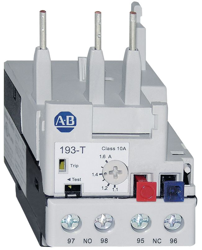 Allen-Bradley 193-T1AA80 055-80 Amp IEC Bimetallic Overload Relay