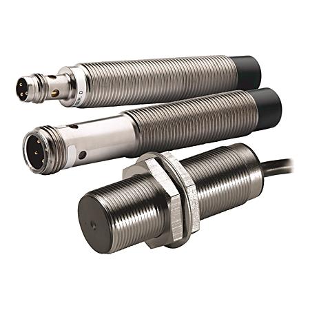Allen-Bradley 872C-A2N8-A2 2-Wire AC Unshielded N.O. Output Nickel Plated Brass Proximity Sensor