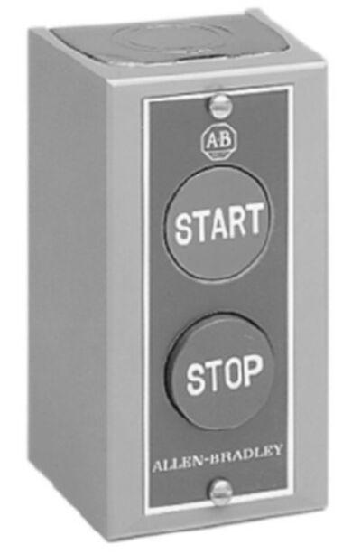 Allen-Bradley 800S-1SA Push Button Station