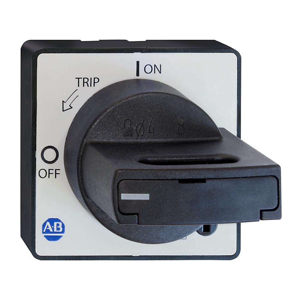 140M Accessories - C, RC, D, and F Frames, Door Coupling Handle, Black
