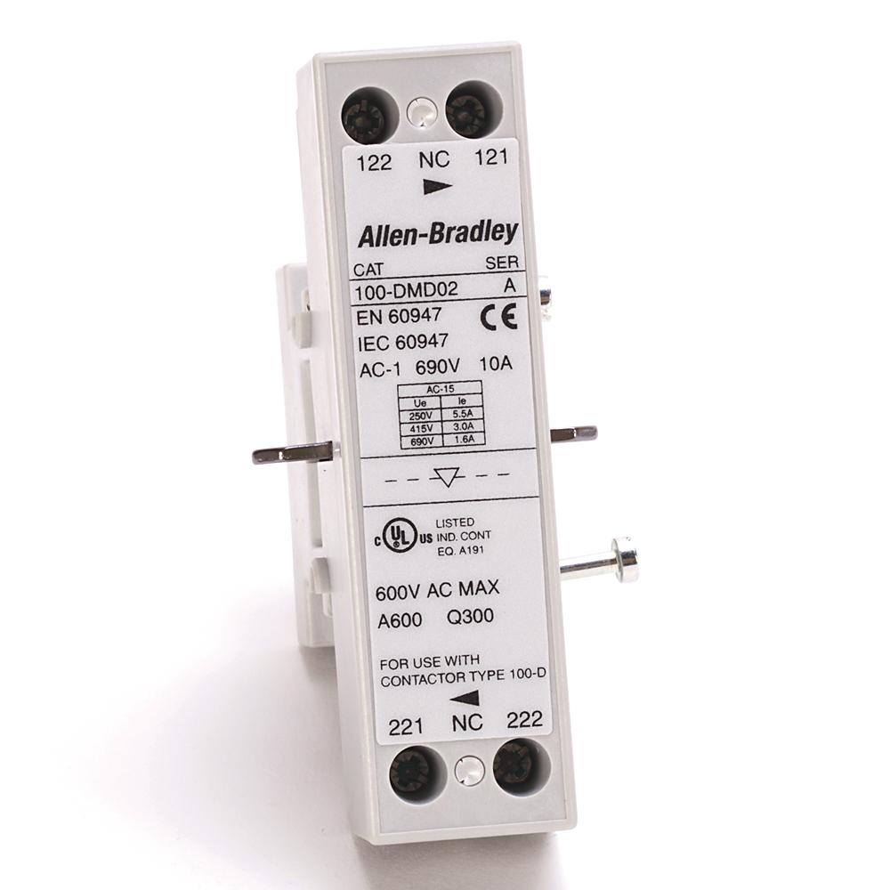 Allen-Bradley 100-DMD02 Contactor Interlock