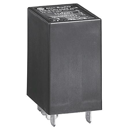 Allen-Bradley 700-SFNY3Z25 4-24 Volt Square Style 3 Amp LED Relay