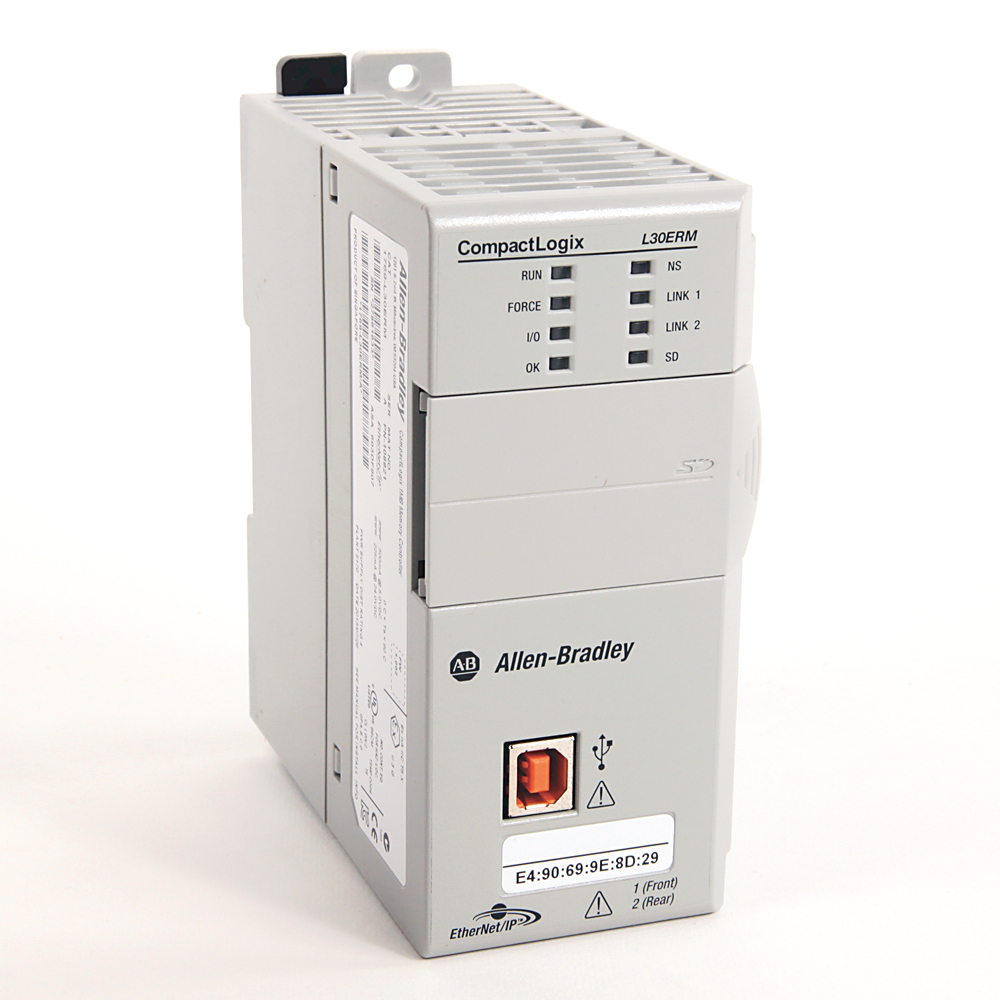 Allen-Bradley 1769-L30ERM Compactlogix 1 mB Memory Controller