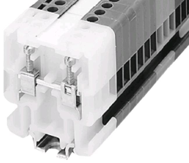 Allen-Bradley 1492-H1GY TERM BLCK Rail MTD 1P