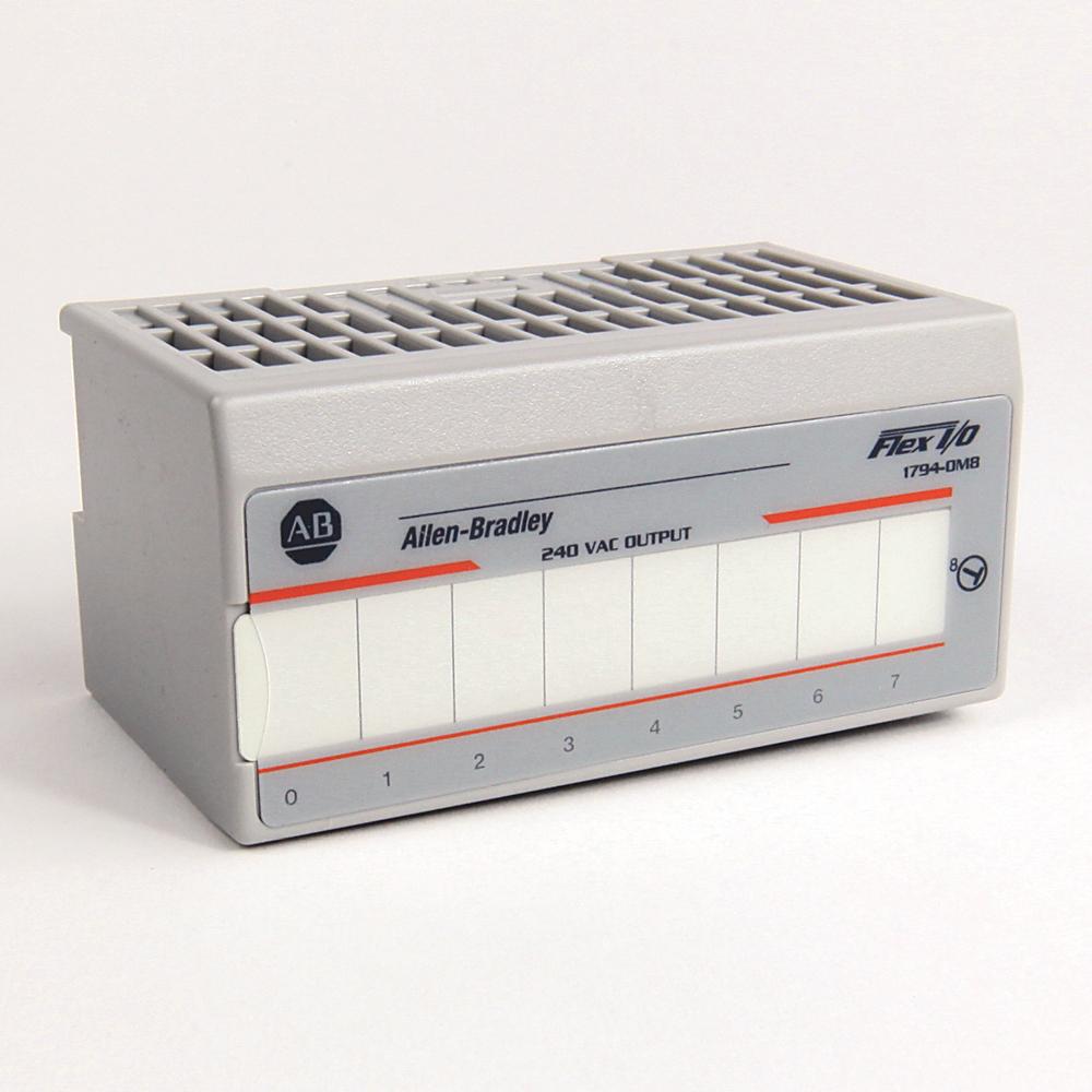 Allen-Bradley 1794-OA8 Flex I/O 8-Point AC Digital Output Module