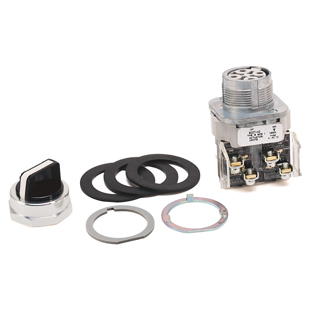 Allen-Bradley 800T-H2A 2-Position Selector Switch