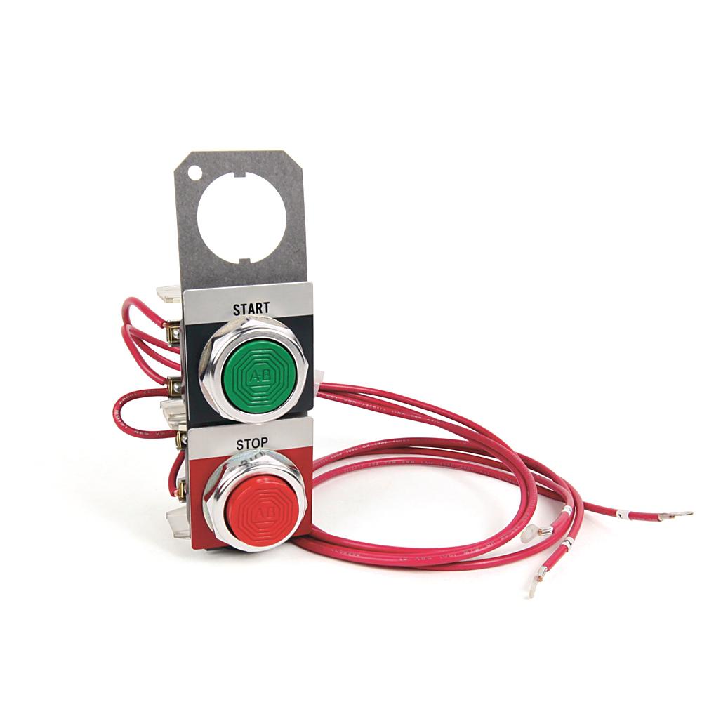 Allen-Bradley 1481-N54 Selector Switch, OFF-O