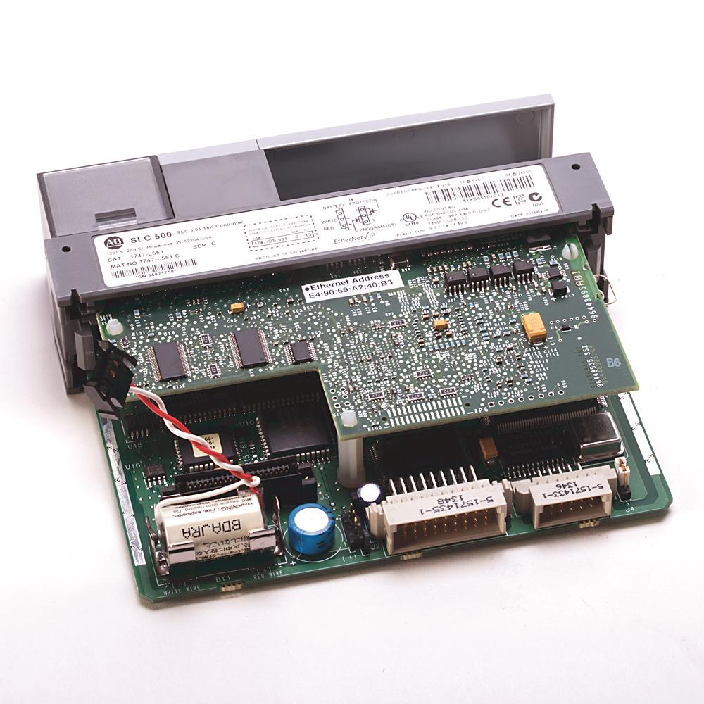 Allen-Bradley 1747-L552 SLC Controller
