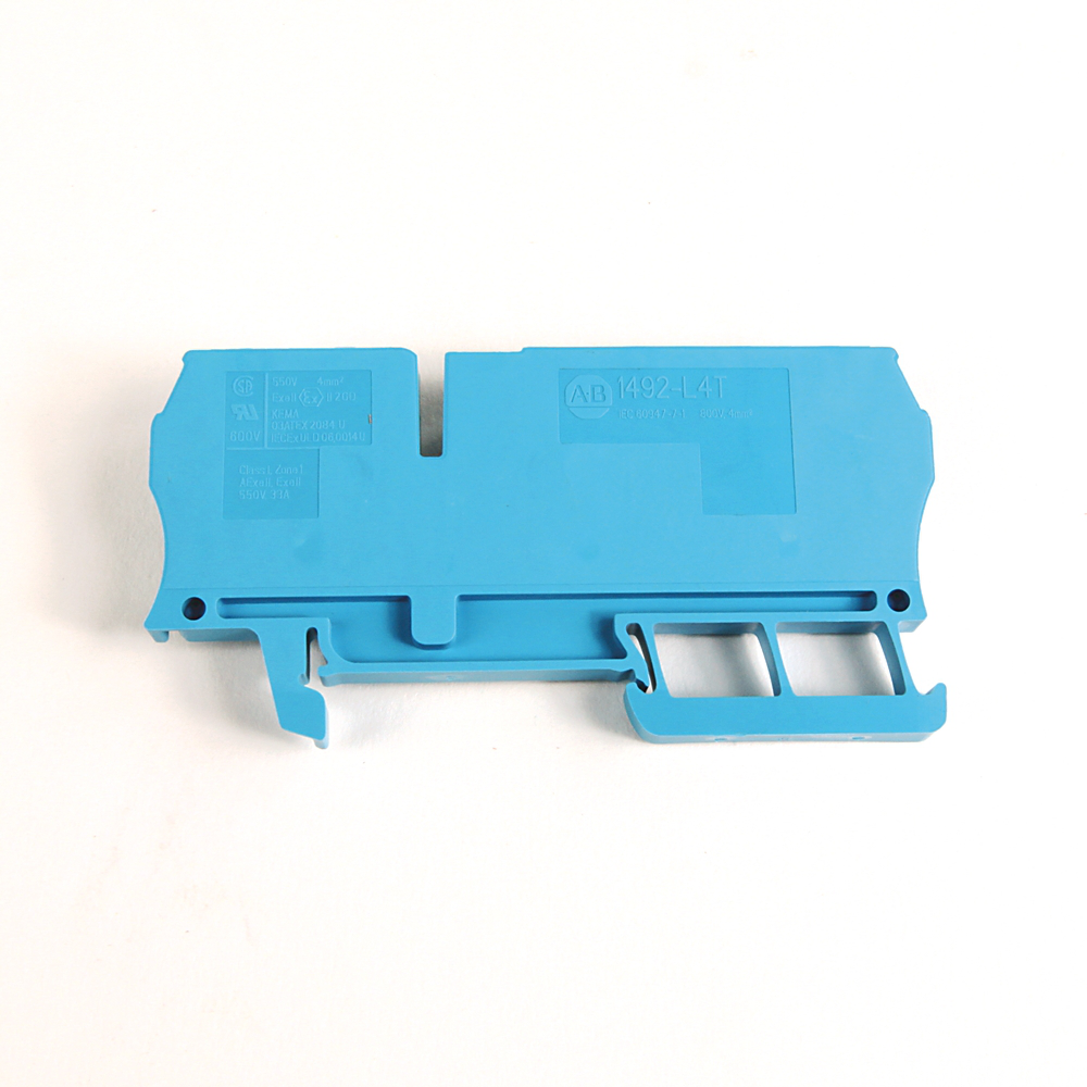A-B 1492-L4T-B IEC Term Blck 6.1x84