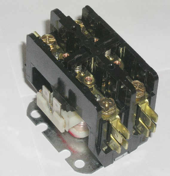 Allen-Bradley 400-DP30ND2 30 Amp 120 Volt 50/60 Hz Definite Purpose Contactor