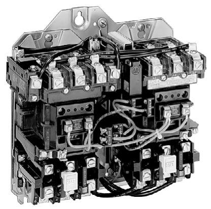 Allen-Bradley 520F-FOD NEMA 2-speed Con Var T