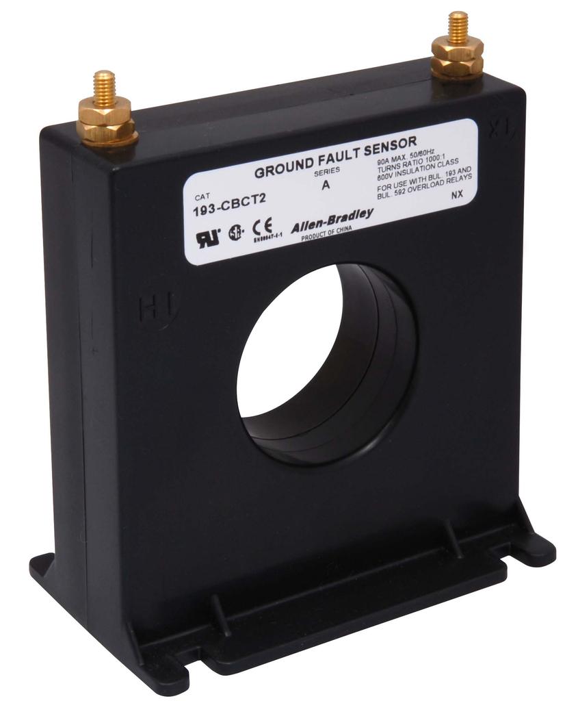 Allen Bradley 193-CBCT2 E3 Plus Ground Fault Current Sensor