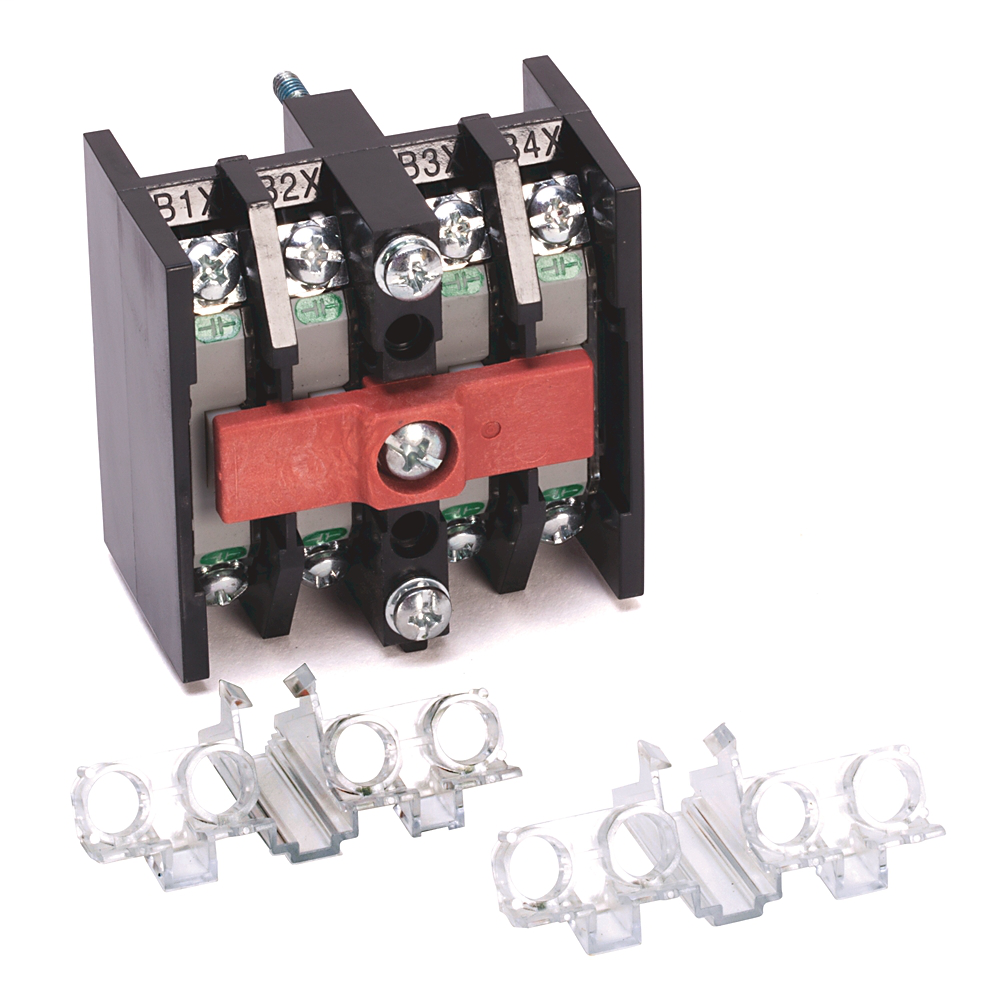 700-P Industrial Control Relay Accessories, 700-P 2nd Level Adder Deck, 4 Pole, 10 Amp Contact Rating