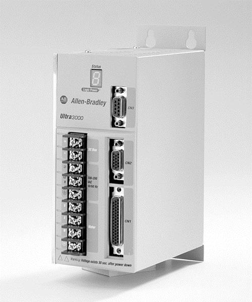 Allen-Bradley 2098-DSD-005 Ultra 3000 0.5 kW Servo Drive