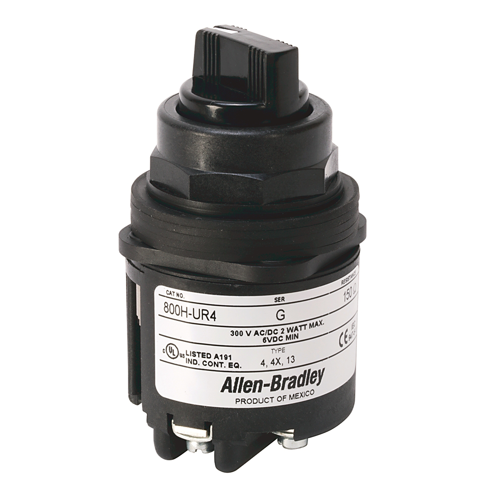 Allen-Bradley 800H-UR19 Type 7&9 Hazardous Location Push Button