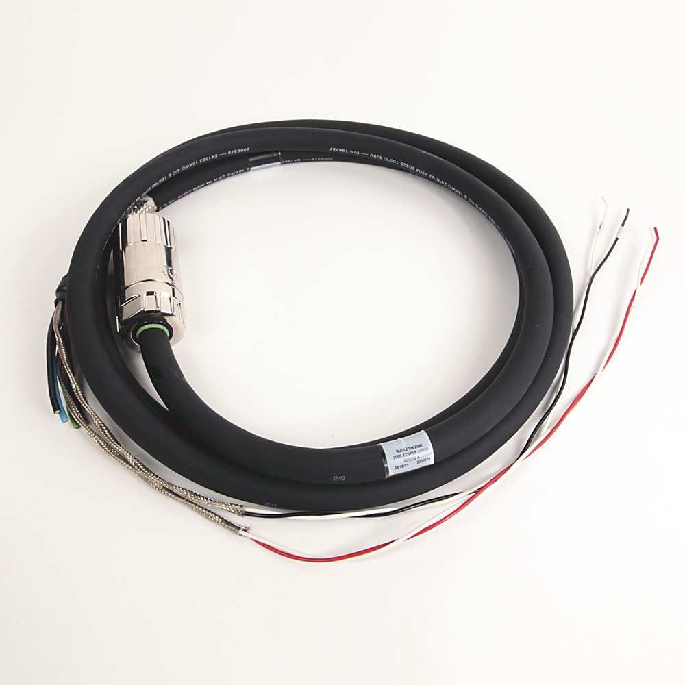 Allen Bradley 2090-XXNPMP-16S25 MP Series 25 m Length Standard Motor Power Cable