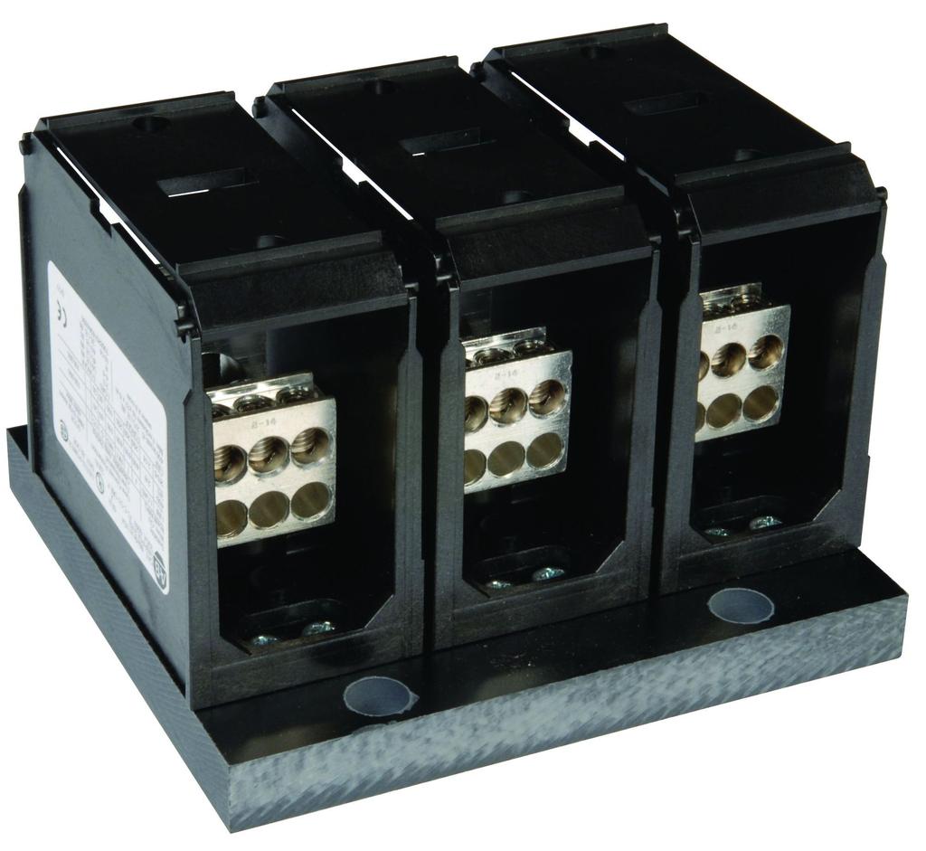 Allen-Bradley 1492-PDL3163 Feeder Spacing Power Block