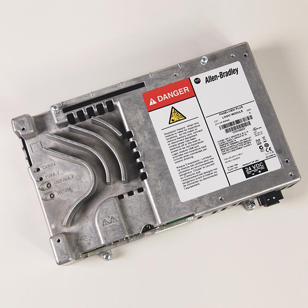 Allen-Bradley 2711P-RP8D Panelview Plus Logic Module