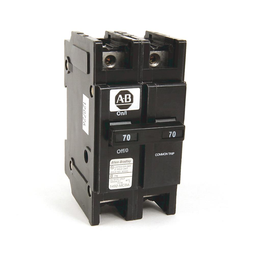Miniature Circuit Breakers/Supplemental Protectors
