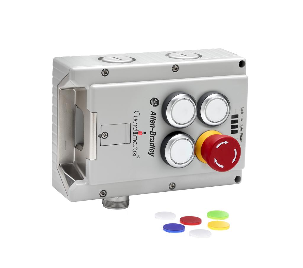 Allen-Bradley 442G-MABR-ULM-C04 Lock Module P