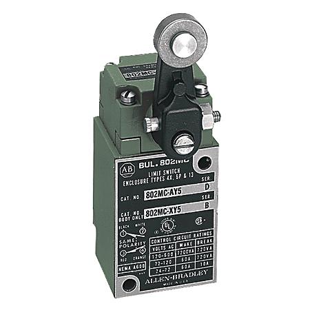 Allen-Bradley 802MC-AJ1L1F Corrosion Resistant Limit Switch