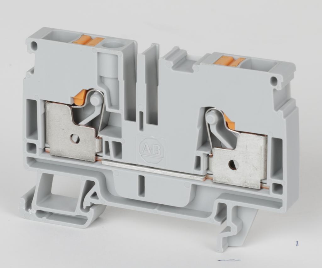 A-B 1492-P6 IEC Feed-Through Push-i