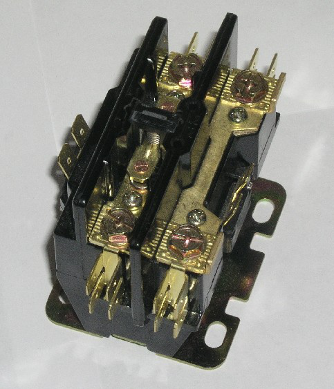 Allen Bradley 400-DP25NJ1 25 Amp Definite Purpose Contactor