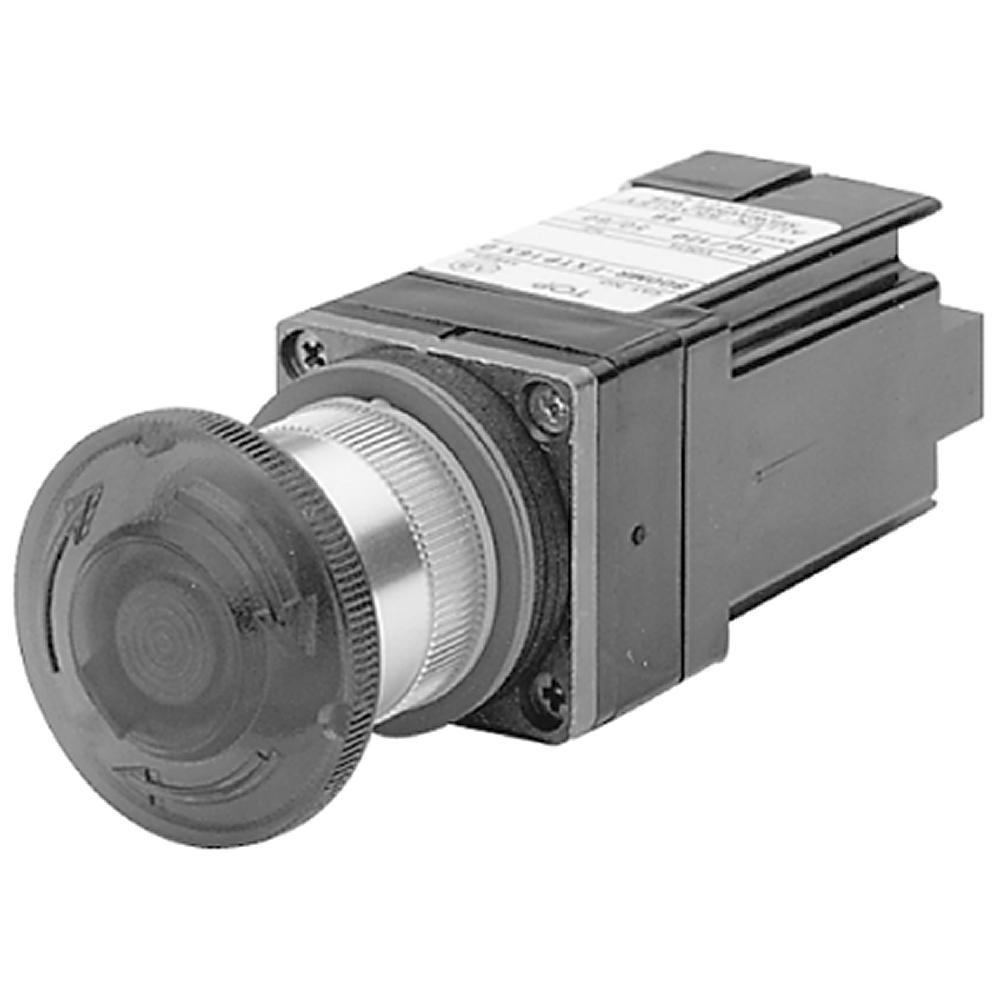 Allen-Bradley 800MR-FXTQL24RA Round 225 mm NEMA Push Button