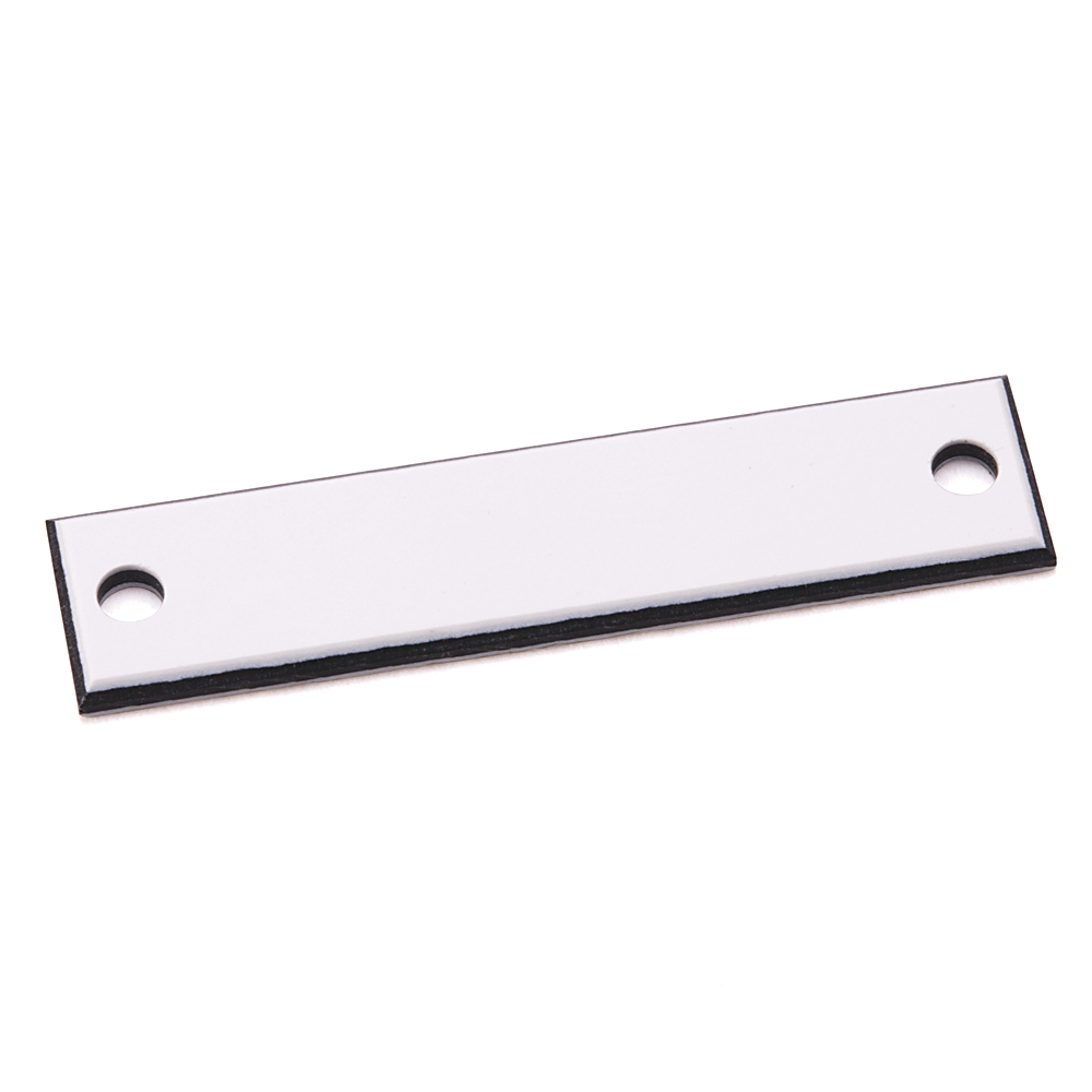 Allen-Bradley 800H-W136 30 mm Push Button Legend Plate
