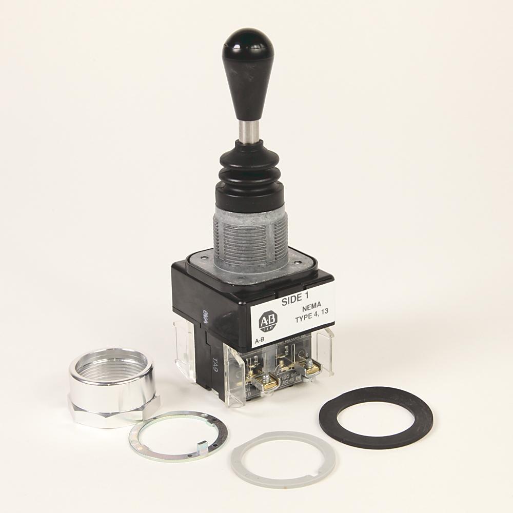 Allen-Bradley 800T-T2F1DDXX 2-Way Toggle 30 mm Push Button