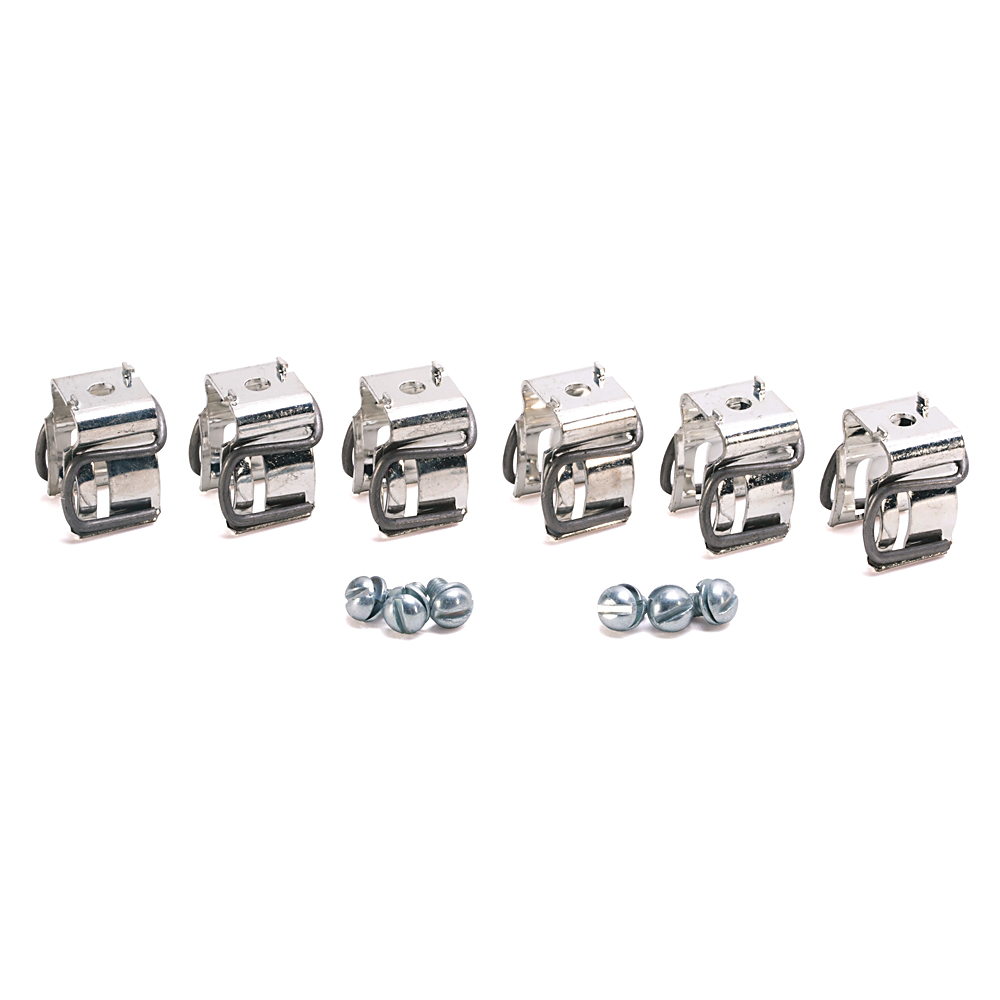 1494F, 1494C, 1494F, 1494G, 1494V Legacy Fused Disconnect Switch Accessories, Fuse Clip Kit, Fuse Class Type R Fuse Clips, 250, 30A