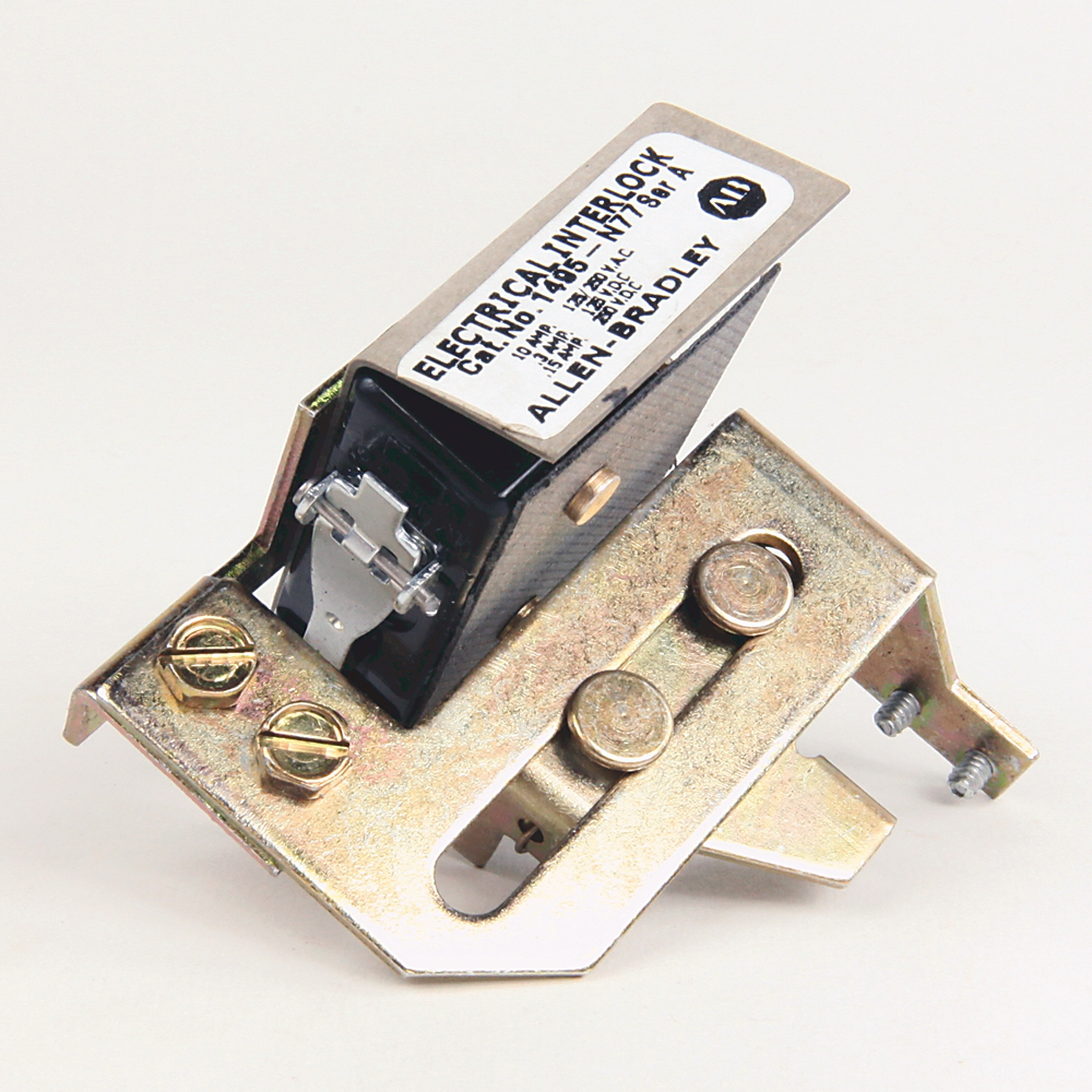 Allen Bradley 1495-N77 10 Amp Electrical Interlock Kit