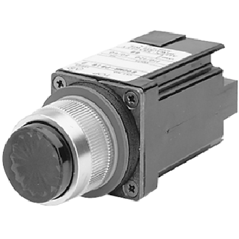 Allen-Bradley 800MR-QB24RK Red Lens 22.5 mm R