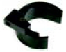 Aluminium middle mounting bracket for vibratory applications